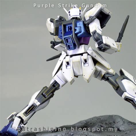 name of schoolgirl in mobile strike commercial hgce 1 144 aile strike gundam custom by putra shining