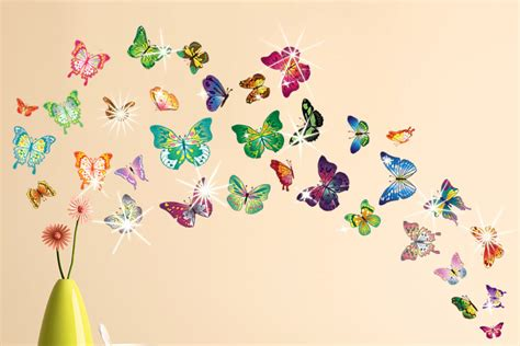wall stickers butterfly butterfly stickers for walls peenmedia