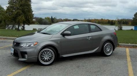 2012 Kia Forte Sx Review Zoom In 2012 Kia Forte Koup Sx R Package