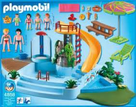 playmobile schwimmbad playmobil 4858 piscina