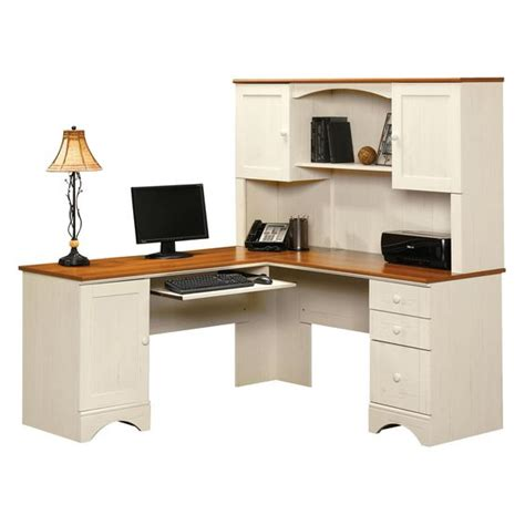 corner computer desk with hutch for home home corner computer desks and computer desk with hutch on