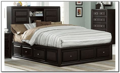 king bed with bookcase headboard gorgeous king size storage bed with bookcase headboard