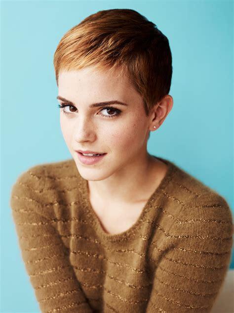 Emma Watson Pixie Cut | the mynamenecklace blog beyonce joins the pixie cut hair