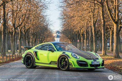 Porsche R 991 by Porsche 991 Techart Gt R 30 December 2016