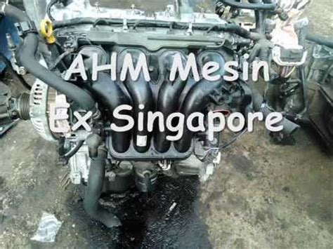 Mesin Cuci Motor Di Cirebon supplier mesin ex singapore sparepart mesin mobil copotan ex singapore