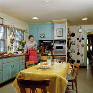 Julia Child Kitchen by New Book Applies Julia Child S Insights To Modern Kitchen