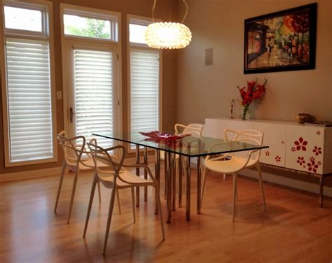 Amazing Window Treatments For Dining Room #2: Contemporary-dining-room.jpg
