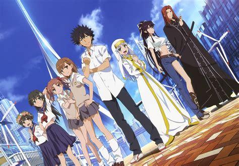 Sao Light Novels Toaru Majutsu To Kagaku No Ensemble Toaru Majutsu No