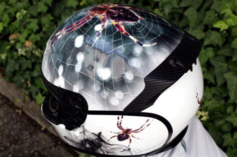 Helm Mit Sticker Bekleben by Motorrad Helm Vollverklebung Digitaldruck M 252 Nchen Ihr