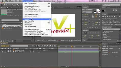 kinetic typography tutorial after effects cs5 iniciando no after effects cs5 aula 31 193 udio no ae youtube