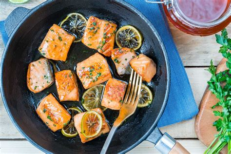 eats lime honey lime salmon is a clean dinner idea clean food crush