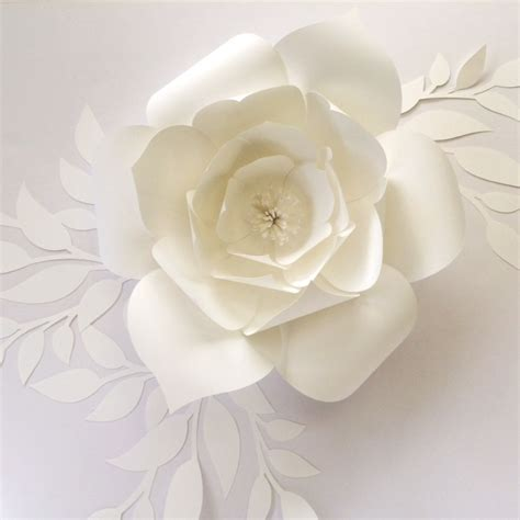 how to make white paper flowers 28 images 12 paper