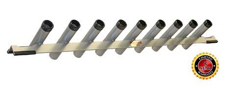 rod holder for truck bed bed rail rod holder 9 rods full size truck model plattinum products