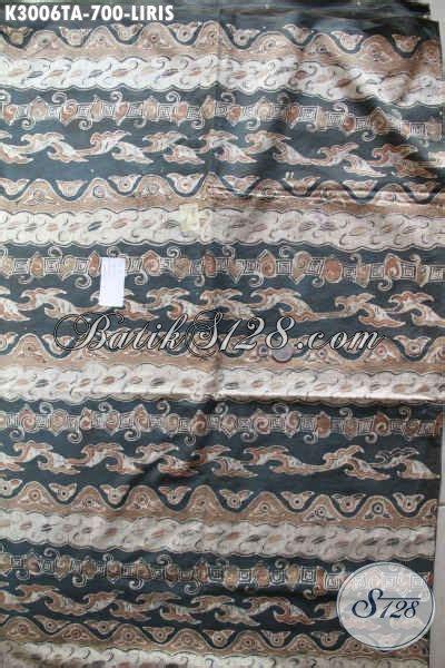 Kain Tulis Warna batik kain motif liris klasik batik halus tulis warna