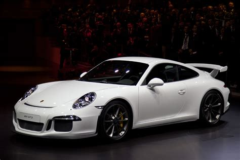 2014 porsche 911 gt3 at new york motor show extravaganzi