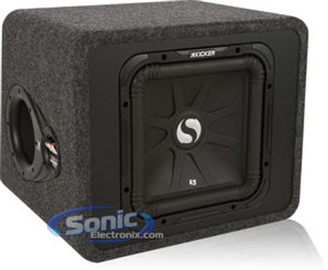 newspaper layout kicker kicker releases brand new 2011 square solo baric subwoofer