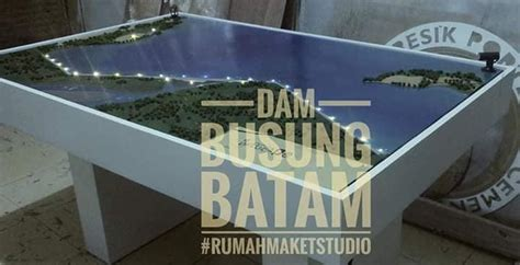 Brainking Plus Malang rumah maket miniaturzmstudio home