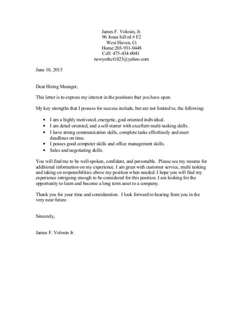 Cover Letter In House Department J Volosin Cover Letter 9 16 14