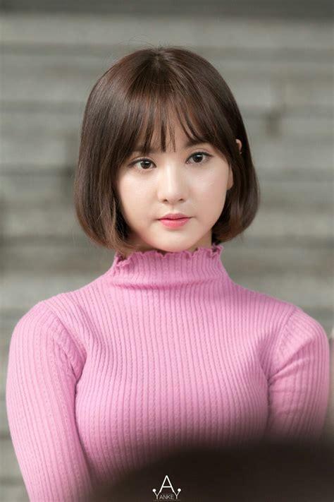 short hair chic on empire gfriend eunha gfriend eunha pinterest kpop kpop