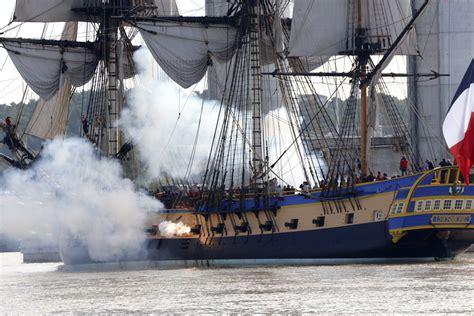 hermione bateau canon etienne lacroix group news ruggieri fait tonner les
