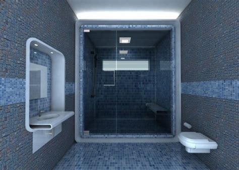 Futuristic Bathroom by Futuristic Bathroom Design Inspire Your Home
