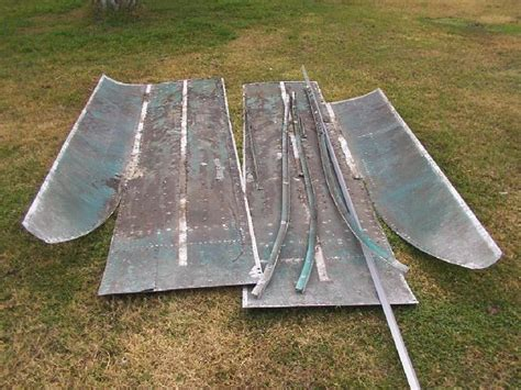 boat stringer pictures old boat skin and stringers southern airboat picture
