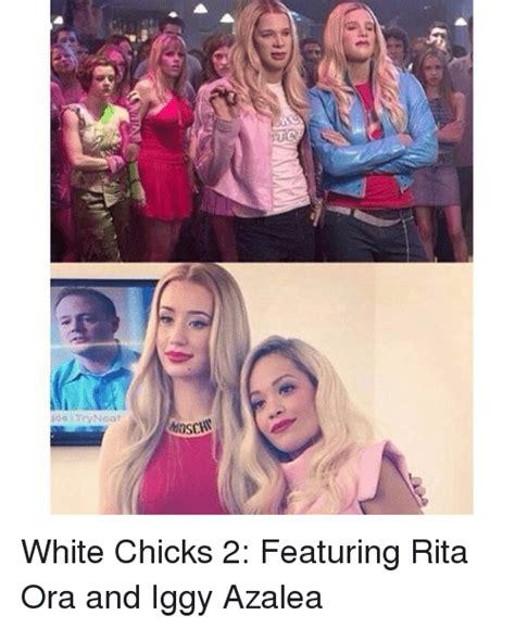 White Chicks Meme - white chicks iggy azalea meme www pixshark com images