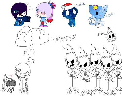 more doodle more and more and more doodle mcdoodles by depressionghoul