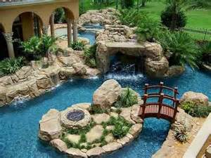 Awesome Backyard Pools Awesome Backyard Awesome Yards