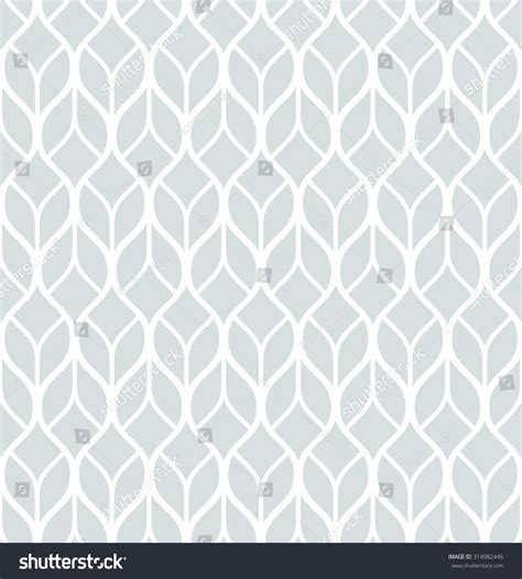 geometric pattern leaf geometric leaf pattern seamless background gray stock