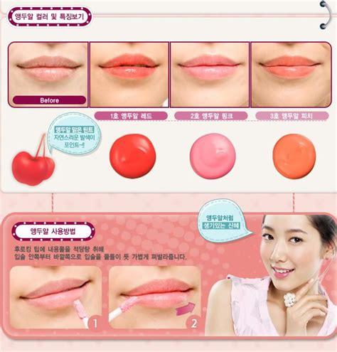 Diskon Etude House Fresh Cherry Tint etude house fresh cherry tint all colours reviews photos makeupalley