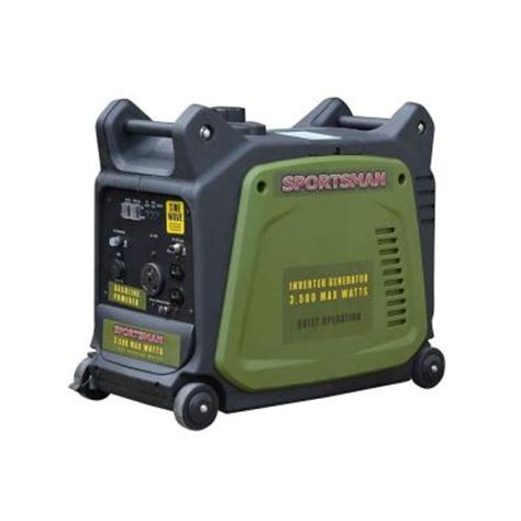 sportsman 3 500 watt gasoline powered digital inverter