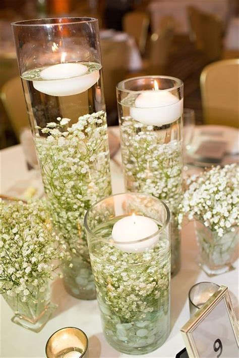 20 stuning wedding candlelight decoration ideas you will