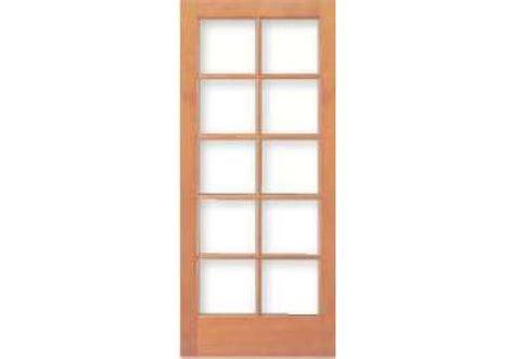 10 panel glass interior door 10 panel glass interior door rustic 10 lite p b interior