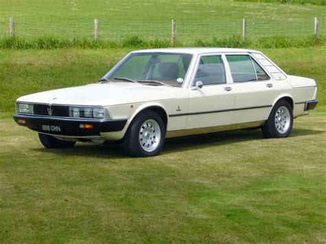 vintage maserati quattroporte sm based prototype maserati quattroporte ii up for sale