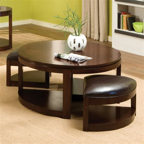 Table With Stools by Glass Coffee Table With Stools Roselawnlutheran