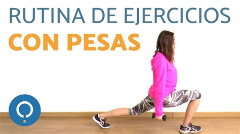ejercicios mancuernas en casa ejercicios con mancuernas para mujeres entrenamiento en