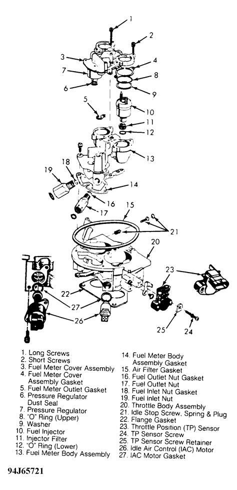 TPS Sensor?: I Have a 1994 Chevy S10 Blazer 4.3 Engine 4x4