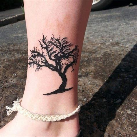 small oak tree tattoo best 25 oak tree ideas on tree roots