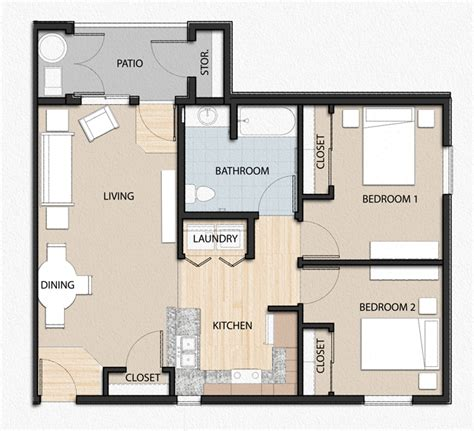 affordable housing floor plans floor plans willow springs senior apartments affordable housing in willows california