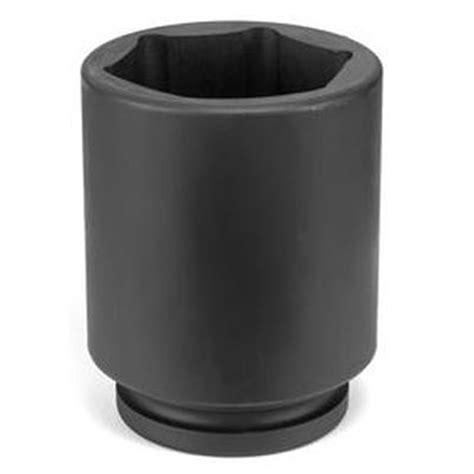 Kunci Sock Impact 75mm 1 Drive Impact Socket Metric Crossman Usa 1 drive x 78mm 6pt impact socket grey pneumatic 4078md