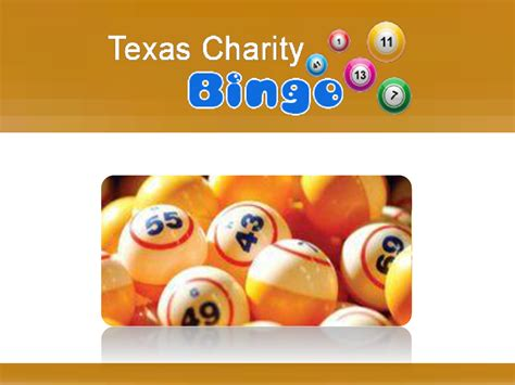 bingo powerpoint template bingo harker heights tx authorstream