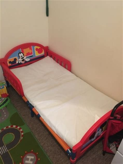 Mickey Mouse Bunk Beds Mickey Mouse Toddler Bed With Mattress For Sale In Kilcullen Kildare From 1643