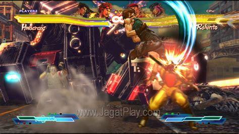 Pianika Tekken Kwalitas 1 preview fighter x tekken dua franchise raksasa dalam satu dunia page 2 jagat play