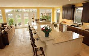 How Big Is A Kitchen Island by Large Kitchen Islands Large Kitchen Islands With Seating