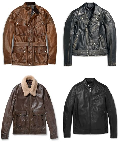 best leather jackets the best leather jackets guide you ll ever read fashionbeans