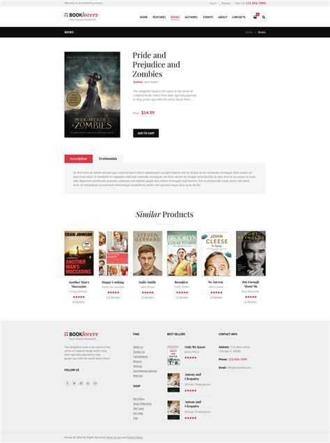wordpress themes publishing house booklovers publishing house book store wordpress theme