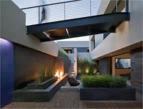 Diseno De Interior patio interior cincuenta ideas modernas para decorarlo