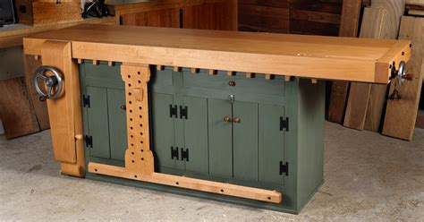 workbenches woodworking image gallery shaker workbench