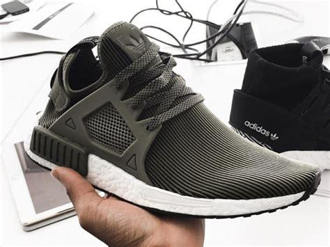 Sepatu Adidas Nmd Xr1 Brown Premium adidas nmd xr1 olive sneakerfiles
